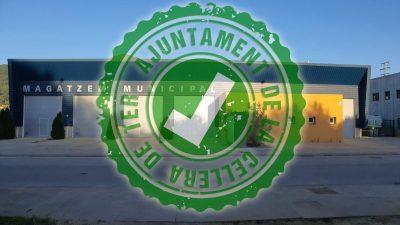 check Magatzem, nau brigada municipal la Cellera de Ter 2020-05-27 (2)